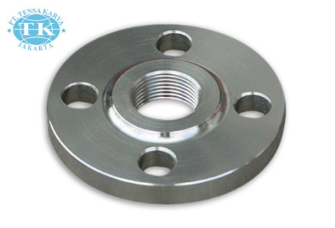 Flange Drat (Threaded)