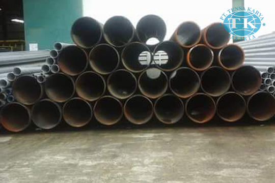 Pipe Seamless Carbon Steel & Welded