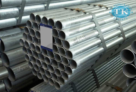 Pipe Welded Galvanized